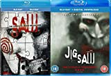 Picture Of Saw The Complete Movie Collection Blu-ray saw 1-8 jigsaw