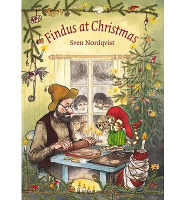 Findus at Christmas (Findus and Pettson) (Hardback) - Common