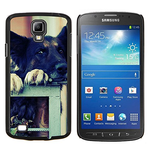 For Samsung Galaxy S4 Active i9295 Case , Pastore - Design Pattern Duro Staccabile Stile Telefono Cellulare Nuovo Caso Cover Guscio Duro