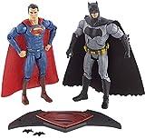 Azi Batman & Superman Twin Pack Figure