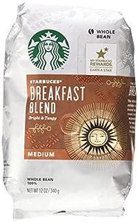 Starbucks Breakfast Blend Medium 12 Oz. Ground