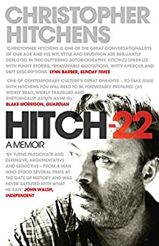 Hitch 22: A Memoir by [Hitchens, Christopher]