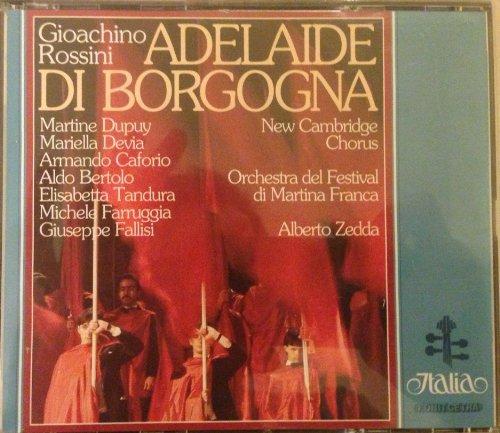 Adelaide di Borgogna      1984