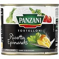 Panzani Tortelloni ricotta epinards, sans colorant La boîte de 560g - Prix Unitaire - Livraison Gratuit Sous 3...