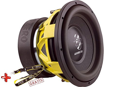 Ground Zero GZPW 12 SPL Extreme 30 cm 7000 Watt RMS 2x1 Ohm
