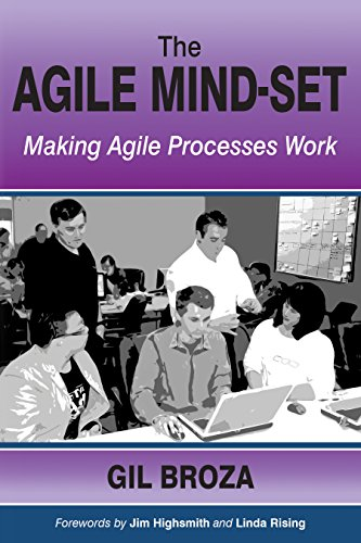The Agile Mind-Set: Making Agile Processes Work (English Edition)