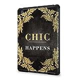 Die besten Vogue-Fall für Mini Ipads - Chic Happens Apple iPad Mini 1 SnapOn Hard Bewertungen