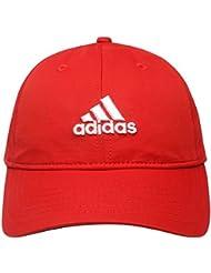 adidas Gorra perfomance Golf Junior Rojo