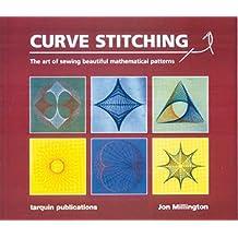 Curve Stitching: Art of Sewing Beautiful Mathematical Designs