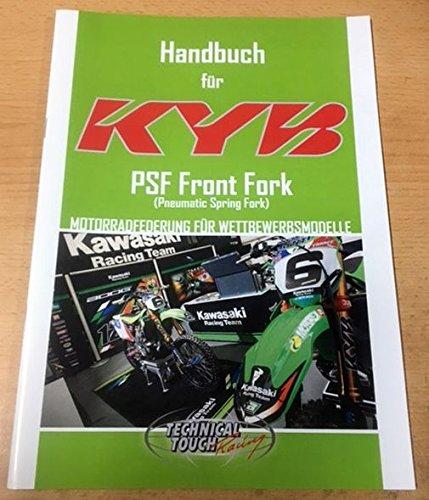 Kayaba Handbuch für PSF Gabeln 26 Seiten Deutsch