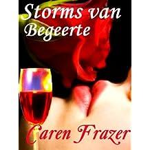 Storms van begeerte (Afrikaans Edition)