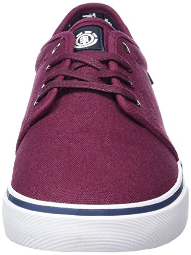 Element Darwin - Baskets Uomo Alto (napa Red)