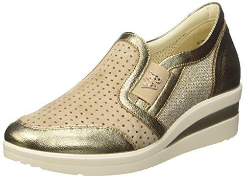 Melluso R20109, Sneaker a Collo Basso Donna, Oro (Alba), 40 EU
