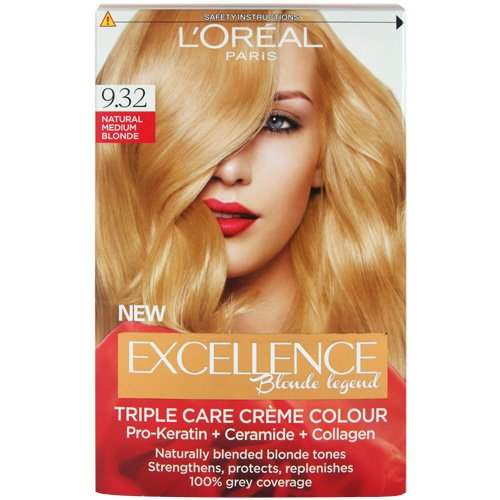 loral-excellence-blonde-legend-triple-care-crme-hair-dye-natural-medium-blonde-932