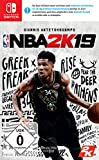 NBA 2K19 Standard Edition [Nintendo Switch]