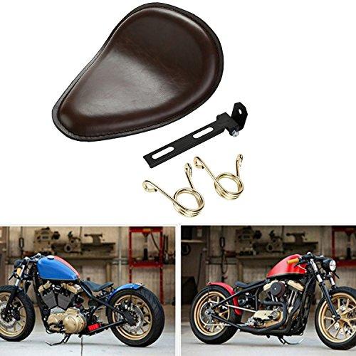 CICMOD Motorrad Solo Sitz Schwingsattel mit 3