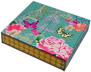 Accessorize Paradise Fragrance Wardrobe 2x30ml Eau de Toilette Spray & Fragrance Pouch Gift Set