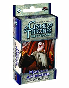Game Of Thrones: Mask Of The Archmaestar Chapter Pack GOT72 - Juego de cartas Juego De Tronos (Fantasy Flight Games FFGGOT72) Importado - Juego de ... del Archimaestre. Cartas (Living Card Games)