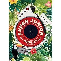 Super Junior - Replay Special Edition (Vol.8 Repackage) Cd+booklet