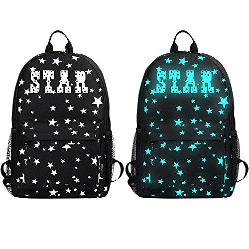 TianranRT ,  Unisex-Erwachsene Damen Unisex-Kinder Rucksackhandtaschen Sky stars