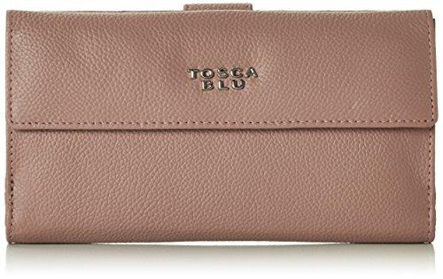 Tosca Blu - Portafoglio Donna, colore Rosa (MALLOW 75A), 19x12x2 cm (B x H x T)