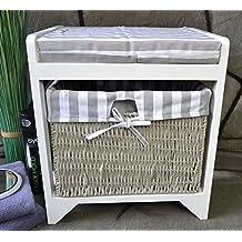 Badhocker mit wäschetruhe  Suchergebnis auf Amazon.de für: badhocker mit wäschekorb