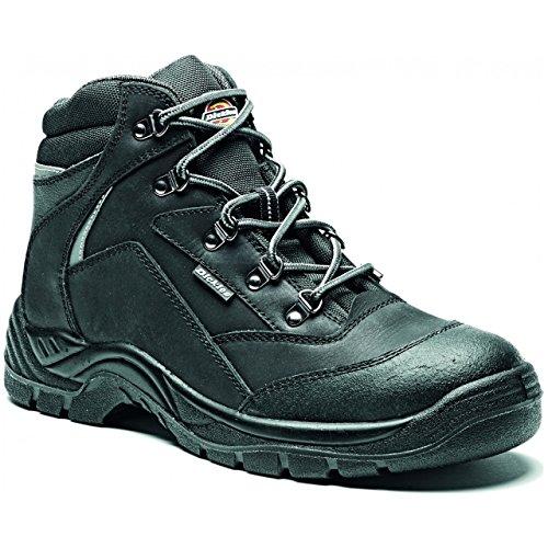Dickies Davant - Chaussures montantes de sécurité - Homme Noir