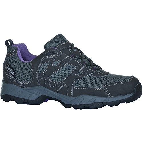 McKINLEY multi-chaussure Pheno AQX W noir/gris/pourpre