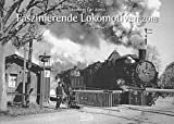 Faszinierende Lokomotiven 2018: Din A3 Wandkalender. Bildkalender zum Thema Züge