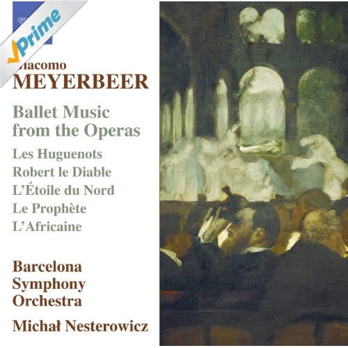 Le Prophete (The Prophet): Act III: Ballet des Patineurs: Redowa