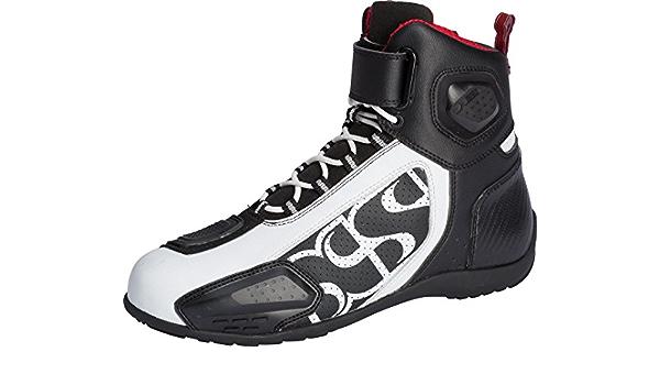 Ixs Rs 400 Short Unisex Boots Auto