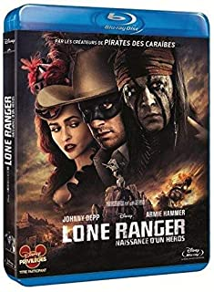 Lone Ranger-Naissance d'un héros [Blu-Ray] (B00ALUN8J4) | Amazon price tracker / tracking, Amazon price history charts, Amazon price watches, Amazon price drop alerts