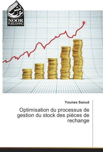 Optimisation du processus de gestion du stock des pièces de rechange PDF