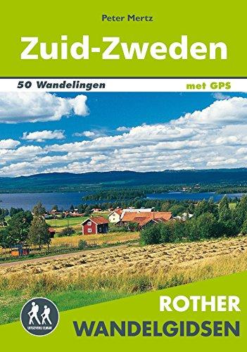 Rother Wandelgidsen Zuid-Zweden (Dutch Edition) por Peter Mertz