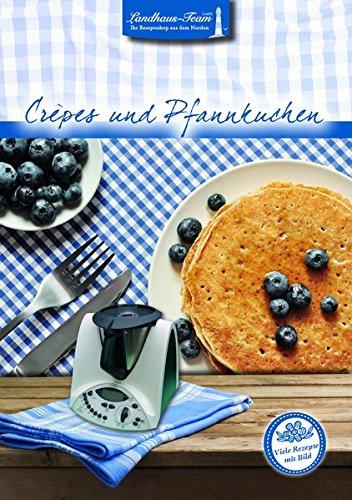 Crépes und Pfannkuchen