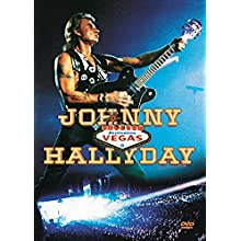 Coverbild: Johnny Hallyday : Destination Vegas