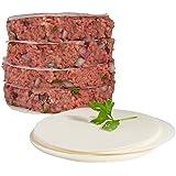 VonShef 250 Disques huilés pour Presse à Steak Haché/Burger - diamètre 9 cm