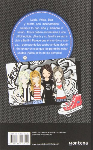 Copertina del libro El Club De Las Zapatillas Rojas (El Club de las Zapatillas Rojas 1)