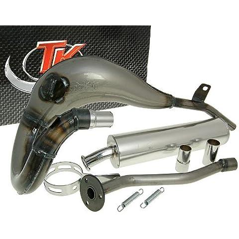 Scarico Turbo Kit Bufanda R E-marked per