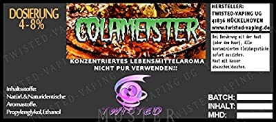 Twisted Aroma Colameister von Twisted Vaping