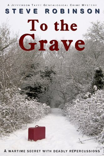 To the Grave (Genealogical Crime Mysteries) by Robinson, Steve (2012) Paperback