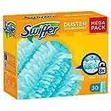 Swiffer Duster Staubmagnet Mega Pack Tücher 30 Staubwedel Aufsätze