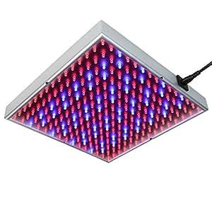 led pflanzenlampe pflanzenleuchte licht f r pflanzen pflanzenlicht 14watt mit 225 leds amazon. Black Bedroom Furniture Sets. Home Design Ideas