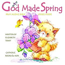 Easter books for kids god made spring easter gifts for kids book 1 easter books for kids god made spring easter gifts for kids book 1 negle Choice Image