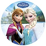 Tortenaufleger Frozen 02