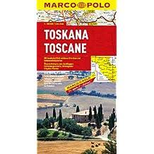 MARCO POLO Karte Toskana (MARCO POLO Karten 1:300.000)