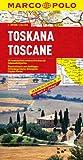 MARCO POLO Karte Toskana: Wegenkaart 1:300 000 (MARCO POLO Karten 1:300.000) - Polo Marco
