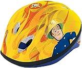 Fireman Sam Boy's Safety Helmet - Red, 48 - 52 cm