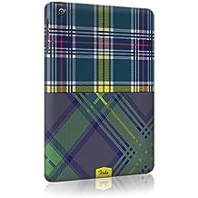 Tirita plástico duro iPad Funda Trendy Fashion Cute diseño Floral de hojas choque choque patrón