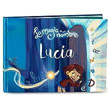 Libro personalizado para niños - La magia de mi nombre